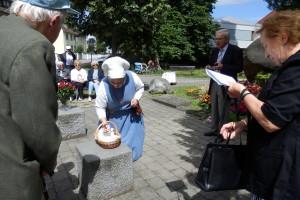 Women as caretakers of the memory of Jan Hus – Fida Pfister